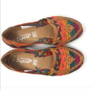 7485d95fee82a ARTESANIAS LUPITA huaraches Mexican leather sandal